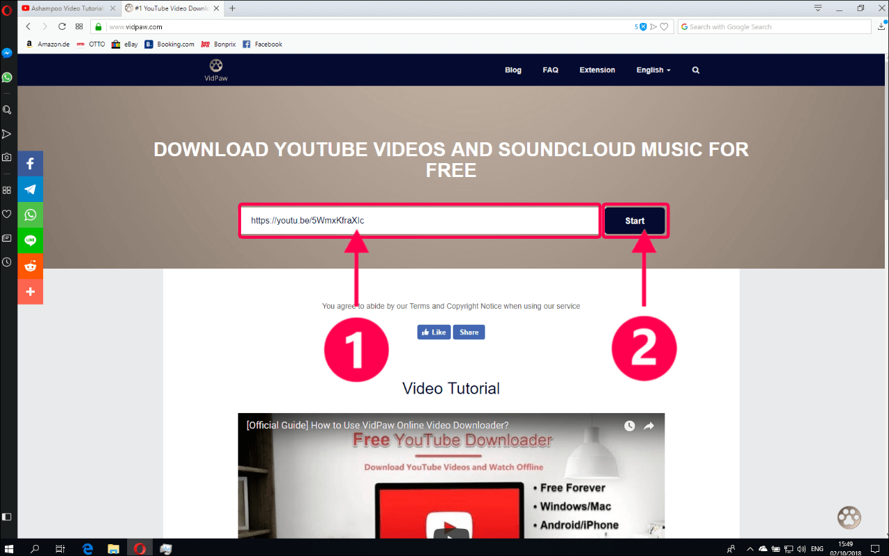 youtube downloader 1