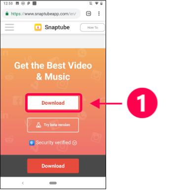 Download YouTube videos for personal use to your iPhone or Android